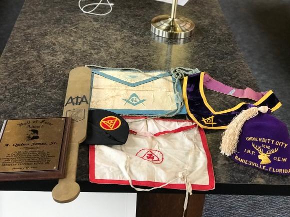 Alpha Phi Alpha Memorabilia